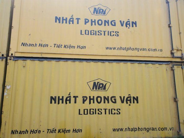 dịch vụ vận tải nội địa npvlogistics