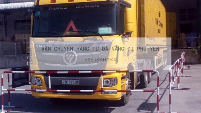 Vận chuyển hàng từ Đà Nẵng đi Phú Yên
