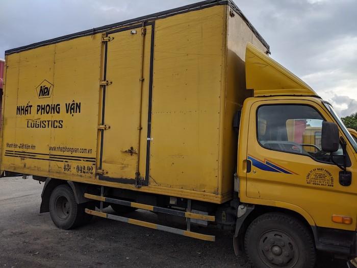 Đơn vị cho thuê xe tải uy tín tại Đà Nẵng