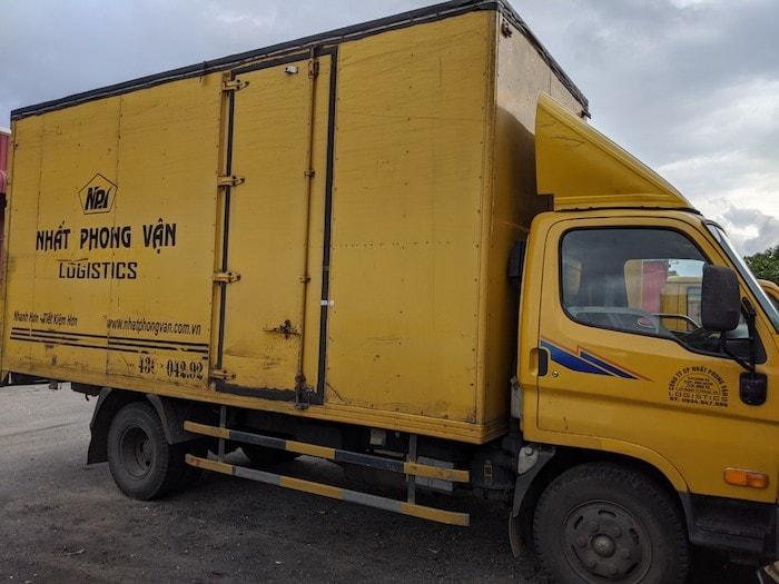 công ty vận chuyển hàng tại Đà Nẵng