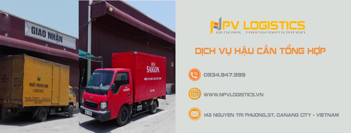 Dịch vụ hậu cần tổng hợp NPV Logistics